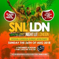 SNL OFFICIAL CARNIVAL AFTER PARTY