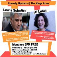Lewis Schaffer & Al Lubel
