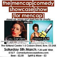 The Mencap Comedy Showcase Show (for Mencap)