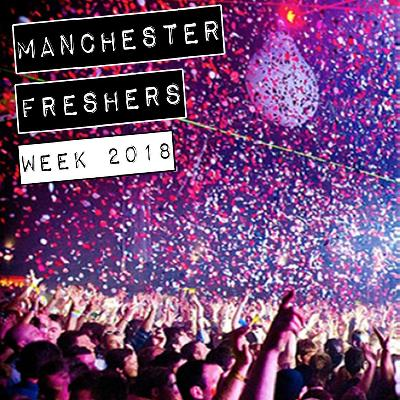 manchester official freshers week wristband 2018 tickets