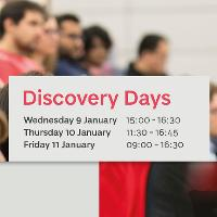 Discovery Days 2019