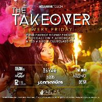 Takeover Friday's @ Shaka Zulu