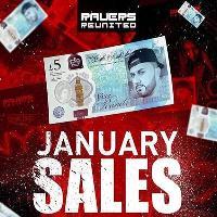 Ravers Reunited January Sale