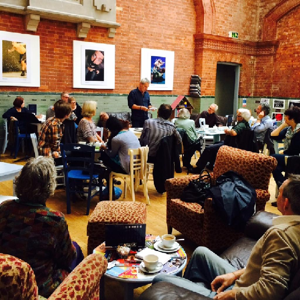 March Philosophy Cafe
