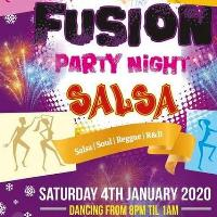 Fusion Unico Party Night