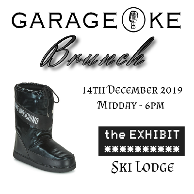 Garageoke Ski Lodge Bottomless Brunch