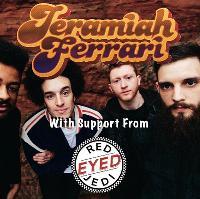 Jeramiah Ferrari + Redeyed Jedi