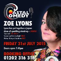 Coastal Comedy - Zoe Lyons
