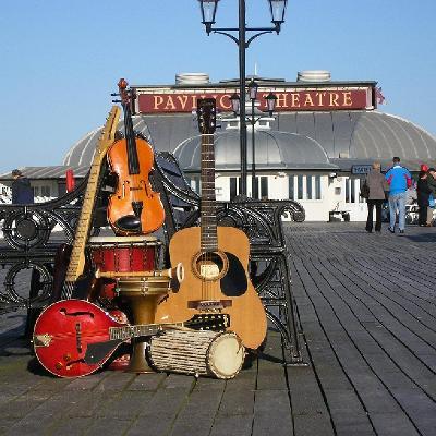 Folk On The Pier