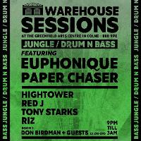 Warehouse DNB Sessions Friday 28th Feb 2020