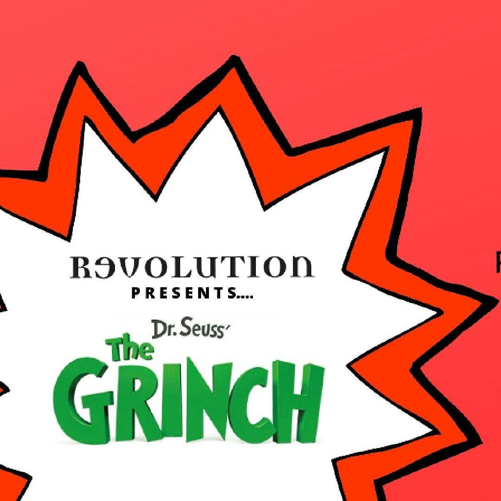 Grinch Pizza Bottomless Prosecco Tickets Revolution St