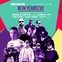 Detonate & The Tuesday Club - New Years Eve