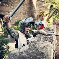 Queensgate brings medieval Peterborough to life!