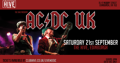 AC/DC UK + support