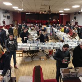 Sheffield Crookes Record Fair.