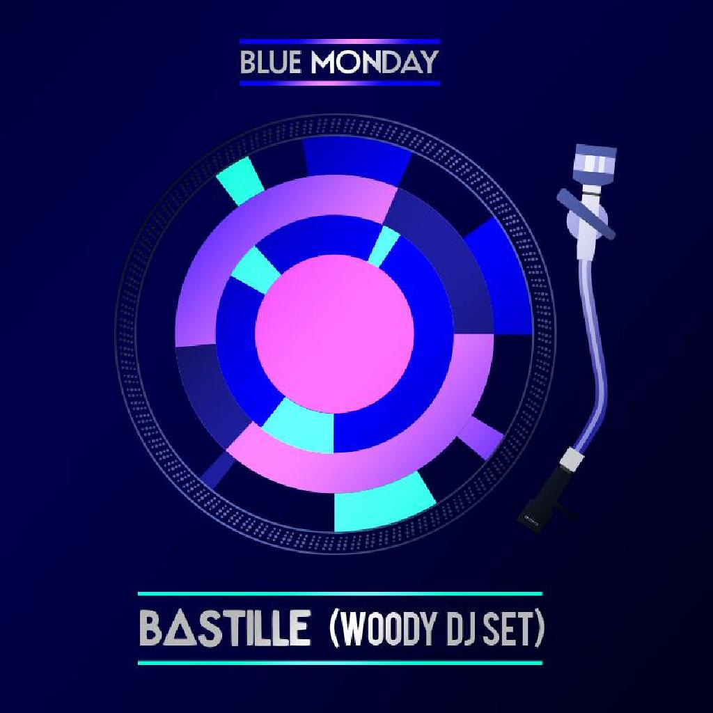 Blue Monday's 1st Birthday w/ Woody (Bastille) DJ Set