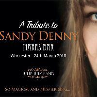 Julie July Band - Tribute to Sandy Denny