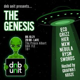 DNB UNIT PRESENTS: THE GENESIS