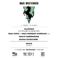MAYDAY x R&S Records