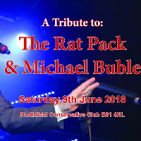 Rat Pack & Buble Tribute