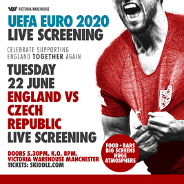 UEFA European Championship 2021 Live Screening