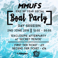 End of Year Social // Boat Party // Exclusive Afterparty