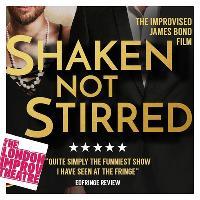 Shaken Not Stirred