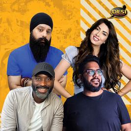 Desi Central Comedy Show - Southampton