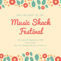 The Music Shack Festival