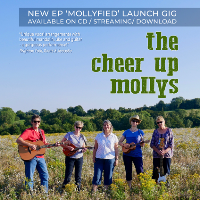 The Cheer Up Mollys – EP launch gig