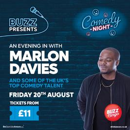 Buzz Presents.. Comedy Night (Nottingham)