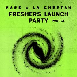 RARE x LA Cheetah Freshers Launch Part II w/ T e s t p r e s s