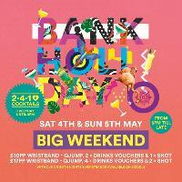 May Bank Holiday Big Weekend