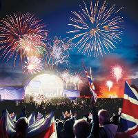 Blenheim Palace Battle Proms Picnic Concert