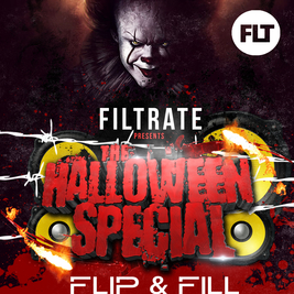 Filtrate presents.......the halloween special!
