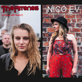 The Firrenes with Nico Ev