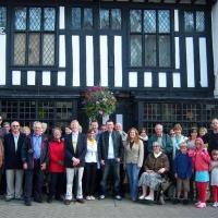 monday town walk in Stratford upon Avon