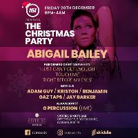 151 Christmas Party - Abigail Bailey LIVE