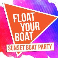 Float Your Boat - Cream Boat Party - Will Atkinson