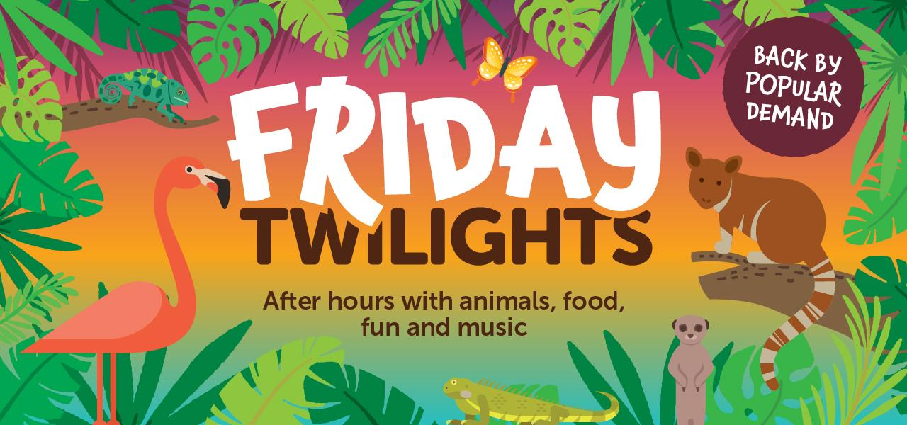 Image result for Friday Twilights at Bristol Zoo Gardens