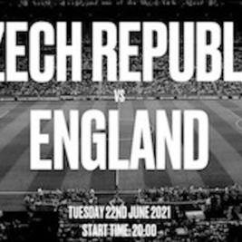 Euro 2021 - England vs Czech Republic