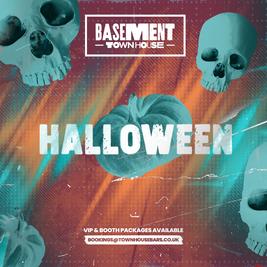 Basement Sessions Presents: Halloween ft. Shaun Dean