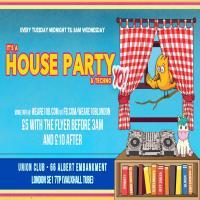 It's A House Party, YO!