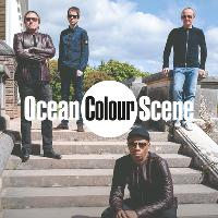 Evening Racing with Ocean Colour Scene