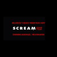 Scream- Fest Sat 28th Oct inc Giant Horror Maze
