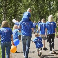 Big Steps of Hope Tribute Walk to D
