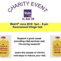 Stroke Association Charity Event