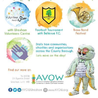 AVOW Volunteers' Day 2019