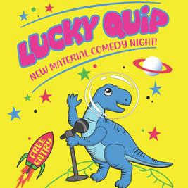 Lucky Quip Comedy Night