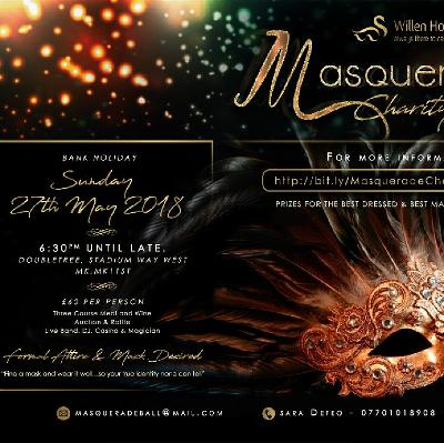 Masquerade Charity Ball Tickets